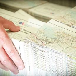 Map Folding at Dennis Maps