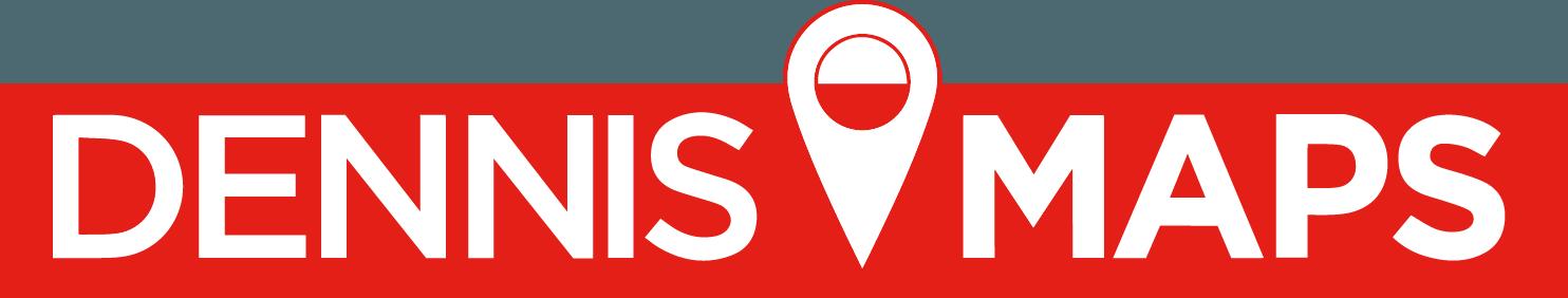Dennis Maps Logo