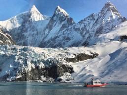 Mountains South Georgia - Sir Ernest Shackleton