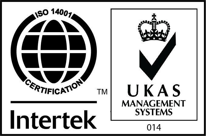 ISO 14001 logo - Environmental Responsibility