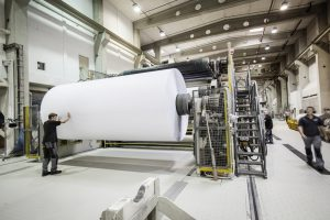 Drewsen Special papers - PM5 Huge paper reel